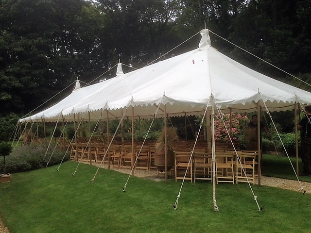 Ashley Wood Barn - 20x60ft Traditional - DP Marquees