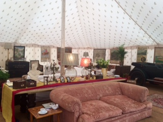 Indian Linings at CVHF - DP Marquees