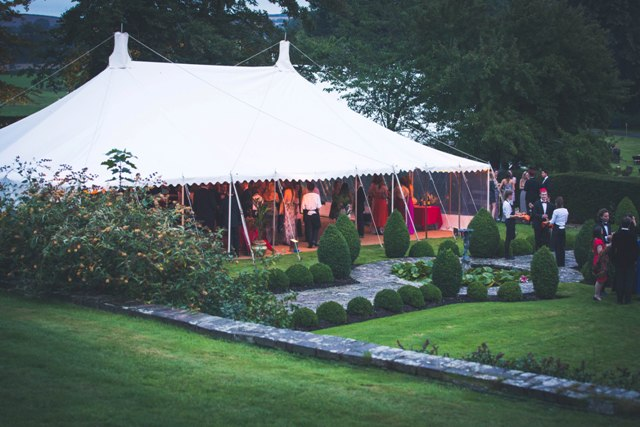 Traditional marquee - dp marquees