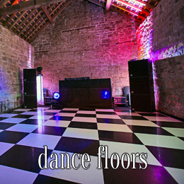 dance floors - dp marquees