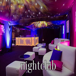 nightclub - dp marquees