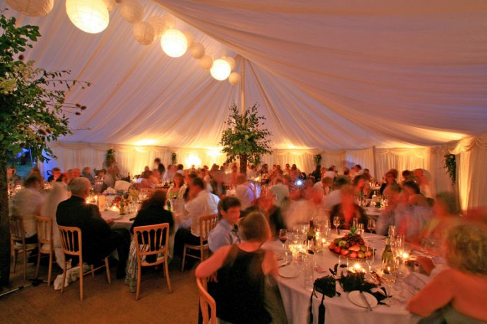 traditional marquee 007 - dp marquees