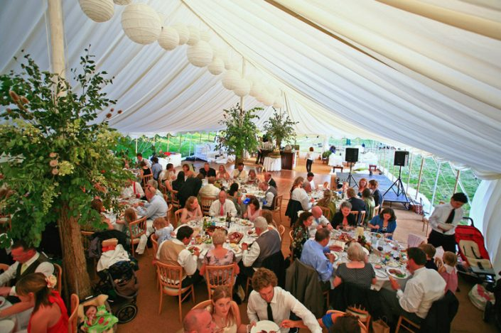 traditional marquee 009 - dp marquees
