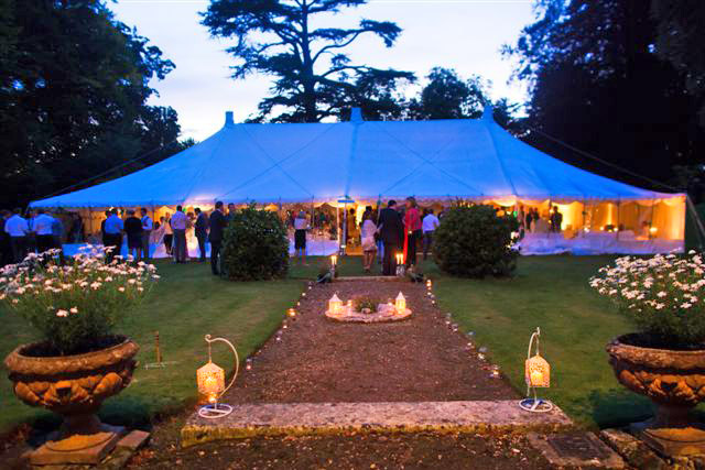 traditional marquee 014 - dp marquees