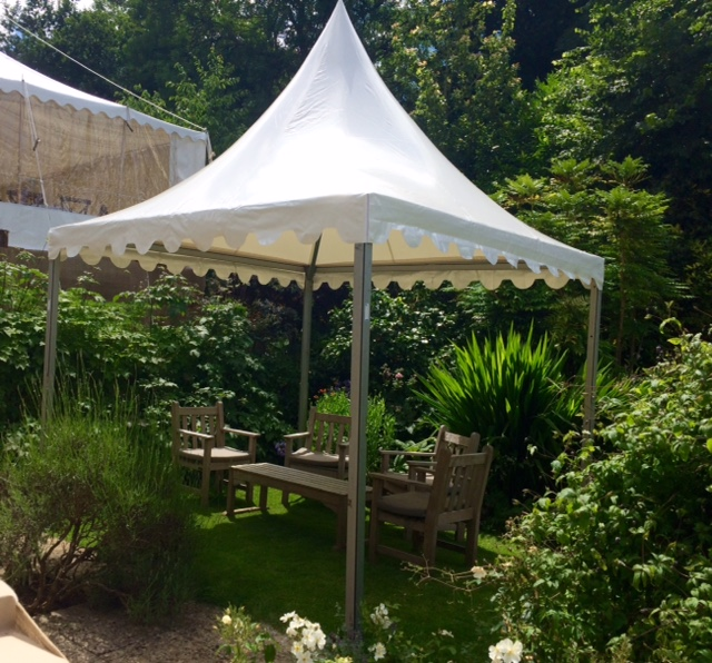 3m Chinese Hat - dp marquees ltd