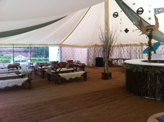 Coir Matting 2 - DP Marquees Ltd