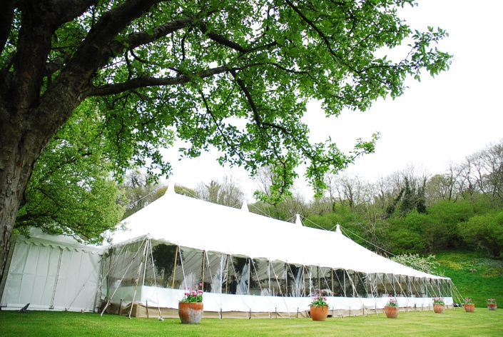 Dorset country traditional marquee wedding - dp marquees