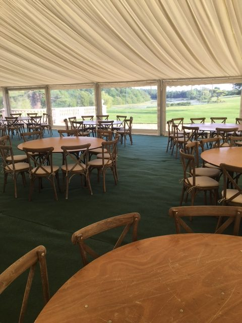 Green Carpet - DP Marquees Ltd