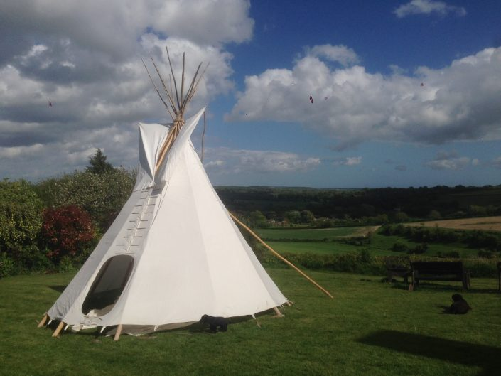 Tipi - DP Marquee