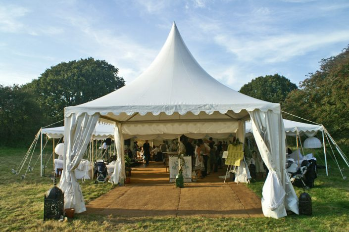 chinese hat marquee 001 - dp marquees