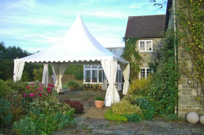 chinese hat marquee 004 - dp marquees