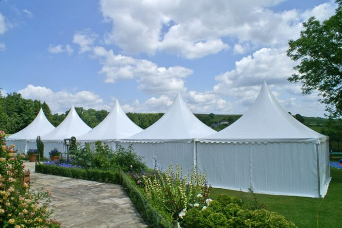 chinese hat marquee 005 - dp marquees