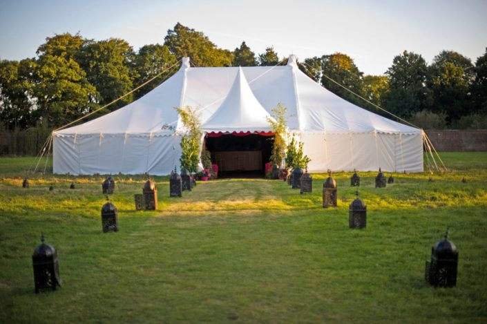 chinese hat marquee 006 - dp marquees