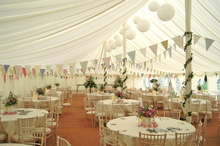 country wedding themed interior 002 - dp marquees