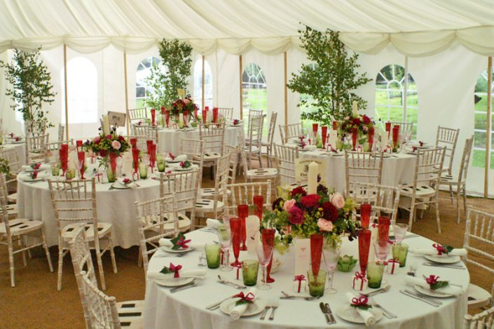 country wedding themed interior 009 - dp marquees