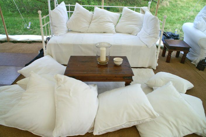 cushions and pouffes 003 - dp marquees