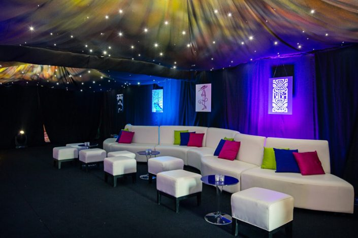 nightclub themed interior 001 - dp marquees