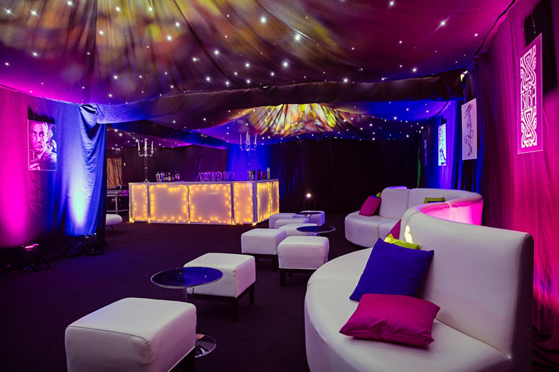 Nightclub Dp Marquees Dorset Party Hire