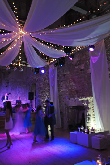 nightclub themed interior 010 - dp marquees