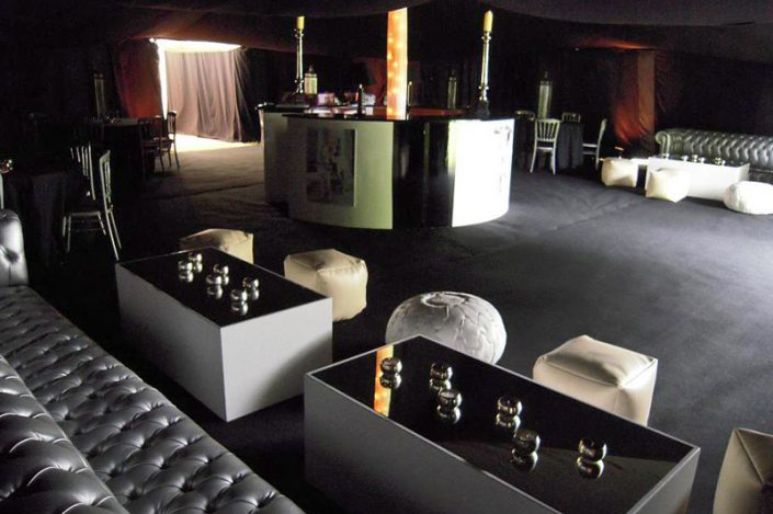 nightclub themed interior 016 - dp marquees