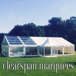 clearspan marquees - dp marquees