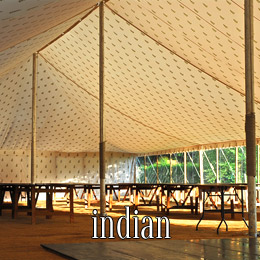 indian theme - dp marquees